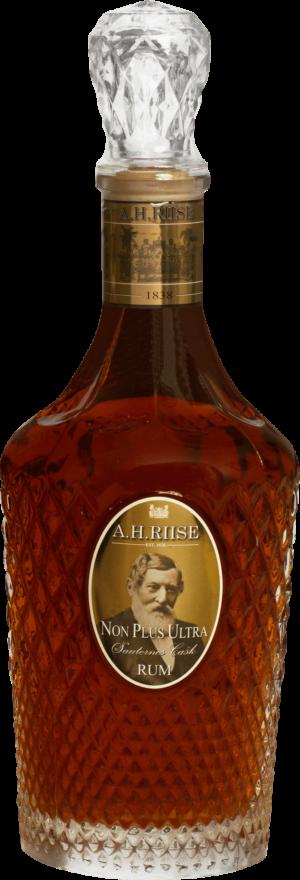 A.H. Riise Non Plus Ultra Sauternes Cask 42% Vol. 70 cl ( Amerikanische Jungferninseln )
