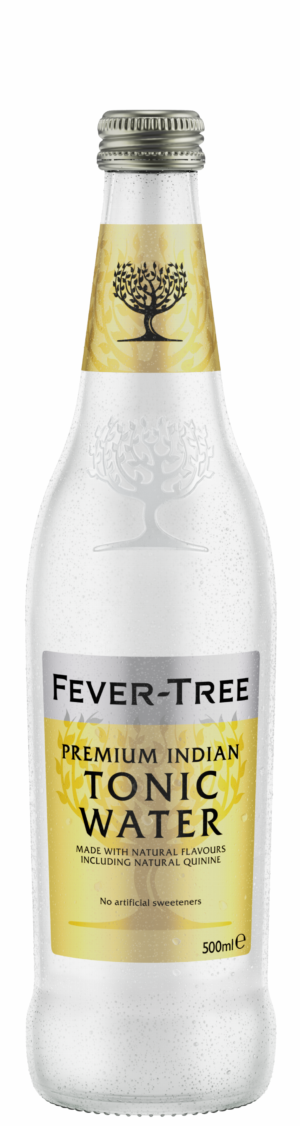 Fever Tree Tonic Water 8 x 50cl EW Flasche
