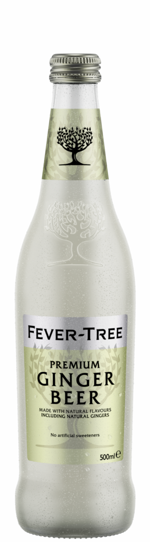Fever Tree Ginger Beer 8 x 50cl EW Flasche