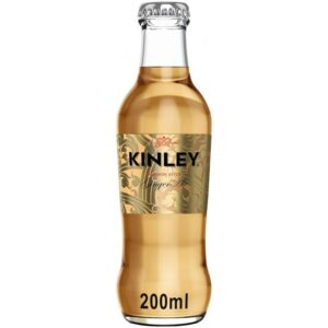 Kinley Ginger Ale 24 x 20 cl EW Glas