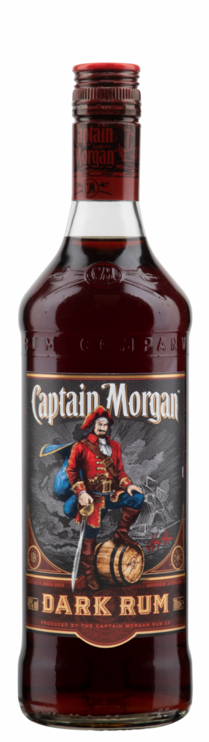 Captain Morgan Rum Black Label 40% Vol. 70 cl Jamaica