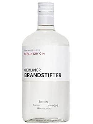 Gin Berlin Brandstifter Dry 43.0% Vol. 70 cl