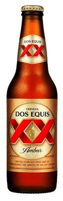 Dos Equis Amber 4,7% Vol 24 x 36cl EW Flasche Mexiko