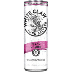 White Claw Hard Seltzer Black Cherry 5.0% Vol. 24 x 35,5cl Dose