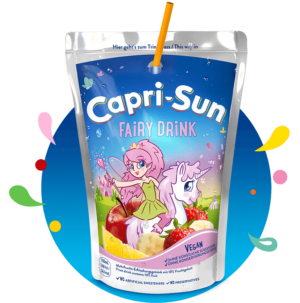 Capri Sonne Fairy Drink Vegan 10 x 20cl