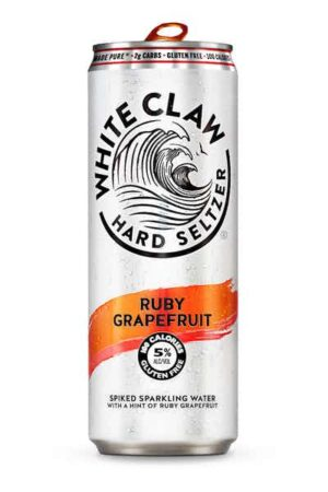 White Claw Hard Seltzer Grapefruit 5.0% Vol. 24 x 35,5cl Dose