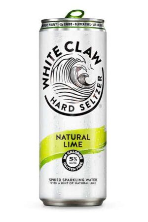 White Claw Hard Seltzer Lime 5.0% Vol. 24 x 35,5cl Dose