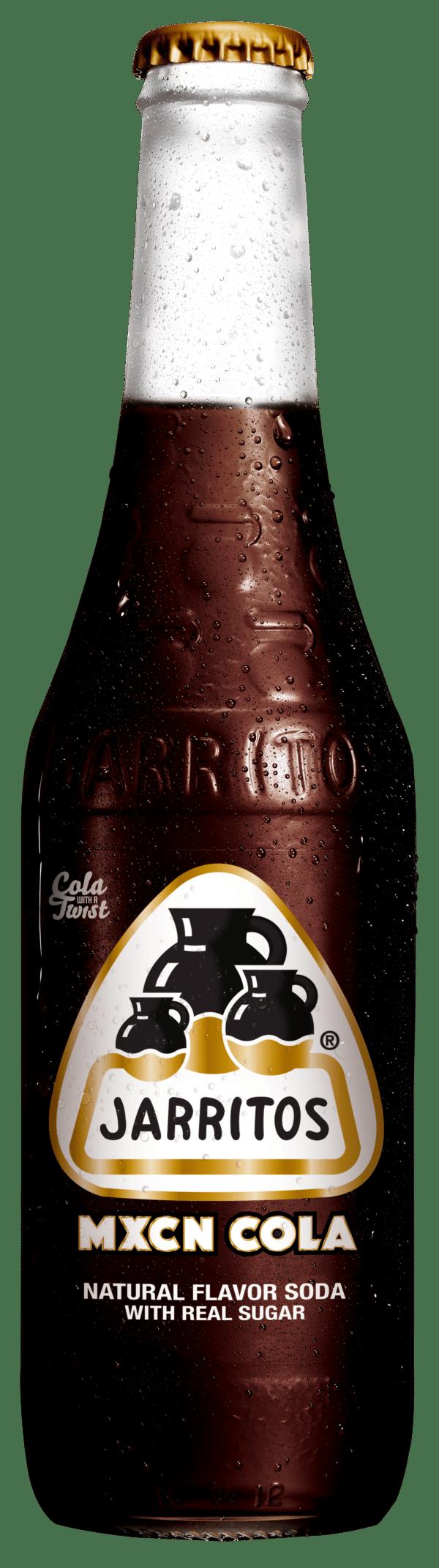 Jarritos Mexican Cola 24 x 33 cl EW Glas