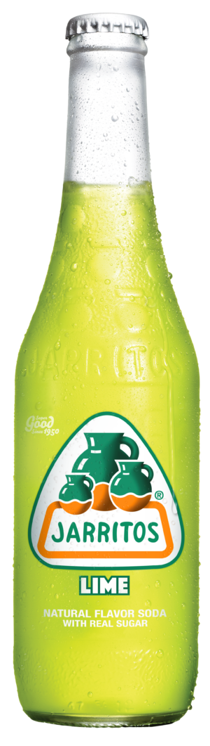 Jarritos Lime 24 x 37.5 cl EW Glas