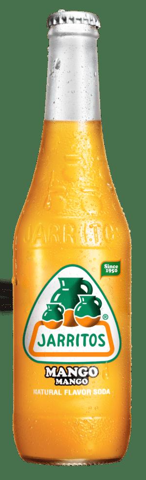 Jarritos Mango 24 x 37.5 cl EW Glas