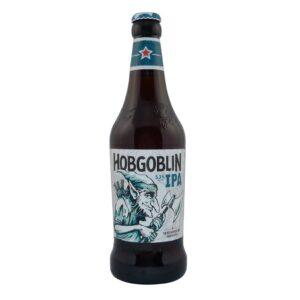 Wychwood Hobgoblin IPA 5,3% Vol. 8 x 50 cl EW Flasche England