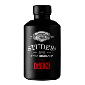 Studer Swiss Highland Sloe Gin 26,6% Vol. 20 cl