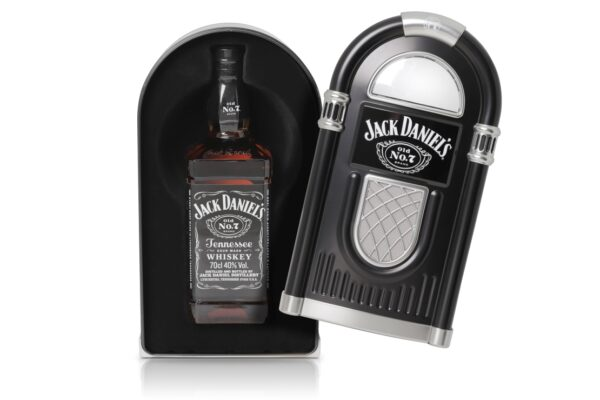 Jack Daniel's Old No.7 Juke Box 40% Vol. 70cl
