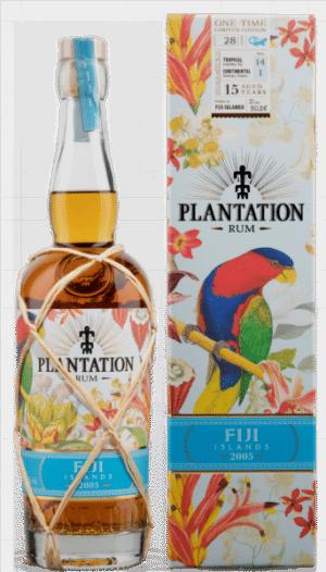 Rum Plantation Fiji Vintage Edition 2005 40% Vol. 70 cl