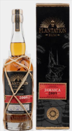 Rum Plantation Jamaica Single Cask Ed. 19 2009 42.6% Vol. 70 cl