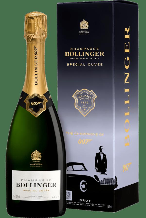 Bollinger Special Cuvée Brut 007 12.0% Vol. 75cl