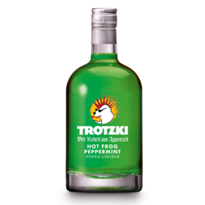 Trotzki Vodka Hot Frog 17% Vol. 70cl