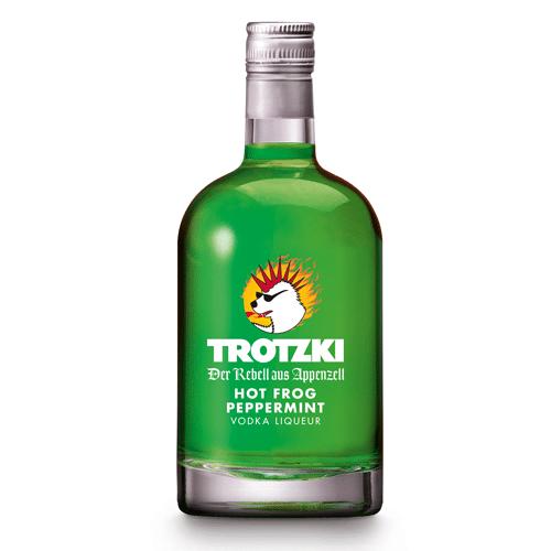 Trotzki Vodka Hot Frog 17% Vol. 70cl