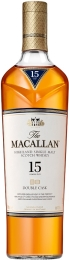 Macallan 15 Year Old Double Cask 43% Vol. 70cl