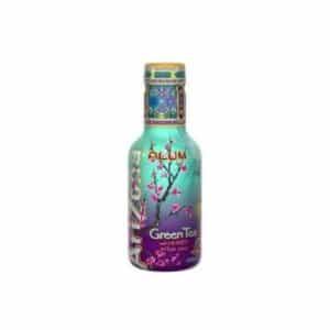 AriZona Blueberry Green Tea Plum 6 x 50 cl PET