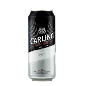 Carling Lager 4.0% Vol. 24 x 50cl Dose