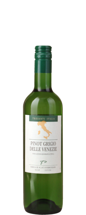 Barisi & Cie. Pinot Grigio Tresanti IGT Venezia 12% Vol. 50cl 2018