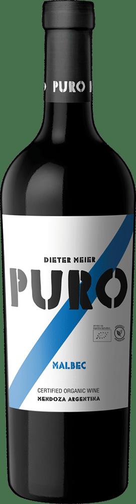 Dieter Meier PURO Malbec 14% Vol. 150cl