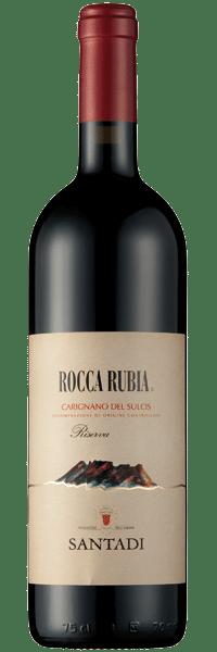 Sardegna DOC Santadi Rocca Rubia 14.5% Vol. 37.5cl