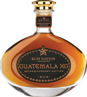 Rum Nation Guatemala XO 40% Vol. 70 cl Guatemala