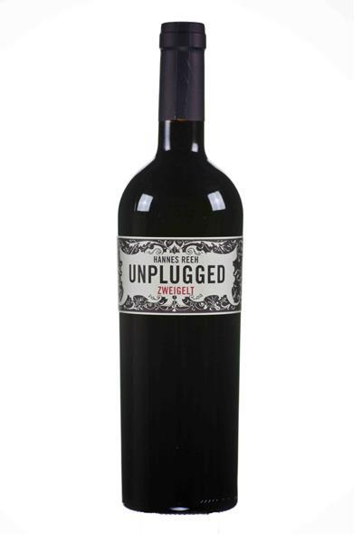 Hannes Reeh Zweigelt Unplugged 14% Vol. 150cl