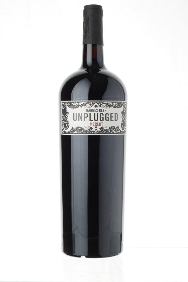 Hannes Reeh Unplugged Merlot 14% 150cl