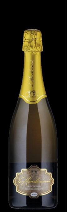 Franciacorta Rosé Le Machesine 12.5 % Vol. 75cl