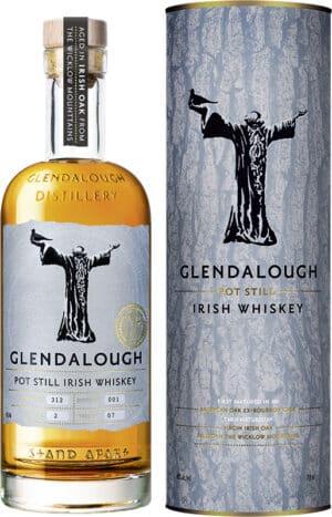 Glendalough Pot Still Whisky 43% Vol. 70cl
