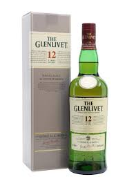 The Glenlivet 12 years old Pure Single Malt Whisky 40% Vol. 70 cl