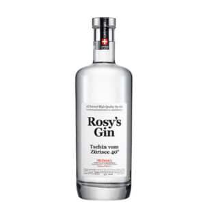 Rosy's Gin Tschin vom Zürichsee 40% Vol. 35 cl Schweiz
