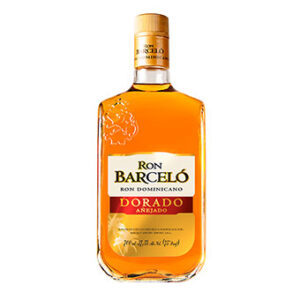 Rum Barcelo Dorado 37.5% Vol. 70cl Dominikanische Republik