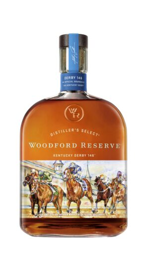 Woodford Reserve Derby Edition 45.2% Vol. 100cl USA