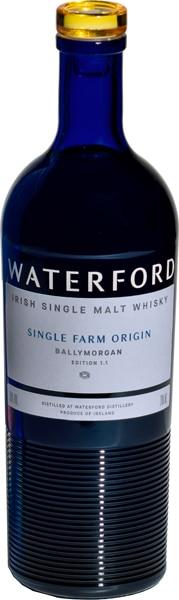 Waterford Single Farm Ballymorgen 1.1, Bio 50% Vol. 70cl