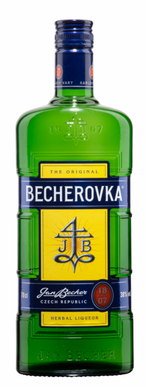 Becherovka Carlsbad Bitter 38% Vol. 70cl