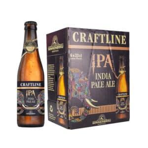 Sonnenbräu Craftline - IPA 6,2% Vol. 6 x 33 cl EW Flasche