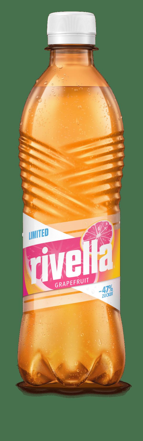 Rivella Grapefruit 24 x 50 cl Pet