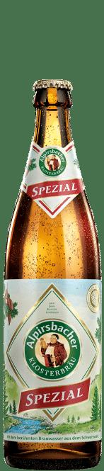 Alpirsbacher Klosterbräu Spezial 20 x 50 cl MW Flasche