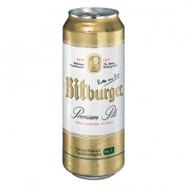 Bitburger Premium Pils 4,8% Vol. 24 x 50 cl Dose