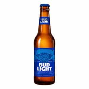 Bud light 4,2% Vol. 24 x 35,5cl EW Flasche Amerika