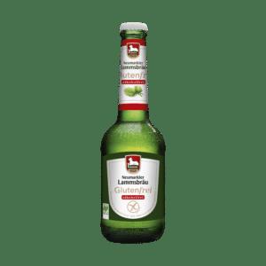 Neumarkter Lammsbräu Bio Glutenfrei alkoholfrei 20 x 33 cl EW Flasche