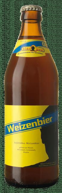 Bier Paul 08 Weizenbier 20 x 50cl MW Flasche