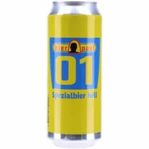 Bier Paul hell 01 24 x 50 cl Dosen
