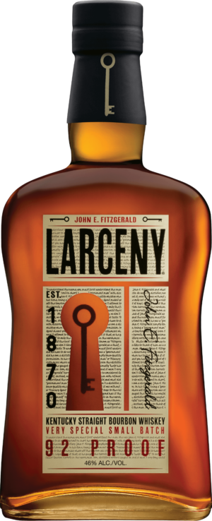 Larceny Bourbon Whiskey  46% Vol 70 cl