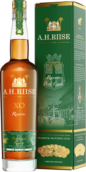 A.H. Riise XO Port Cask 45% Vol. 70 cl