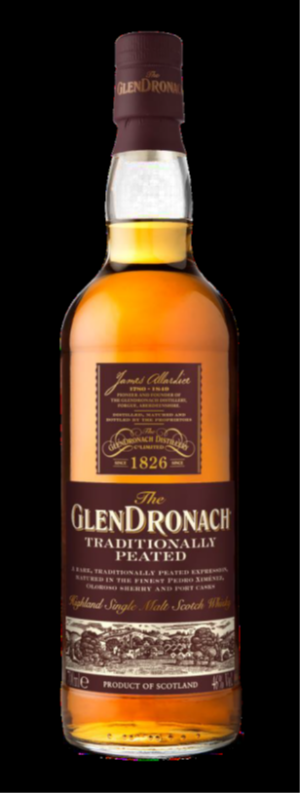 Glendronach Traditionally Peated 48% Vol. 70 cl
